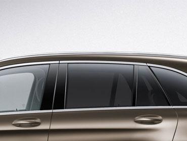 Bold, authentic SUV design
