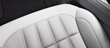 2016 Mercedes-Benz GL SUV MB-Tex Upholstery