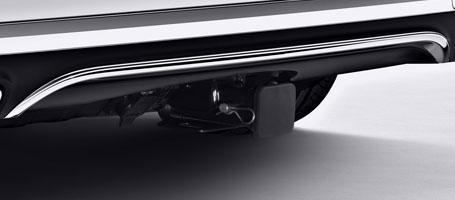 2016 Mercedes-Benz GL SUV Trailer Stability Assist