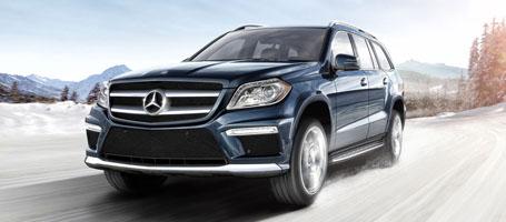 2016 Mercedes-Benz GL SUV 4MATIC® All-Wheel Drive