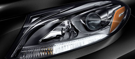 LED Daytime Running Lamps And LED Taillamps