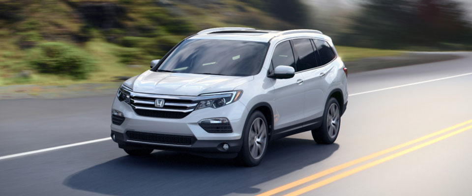 2016 Honda Pilot For Sale in Huntington