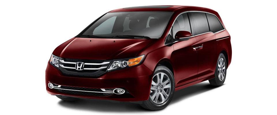 2016 Honda Odyssey For Sale in Huntington