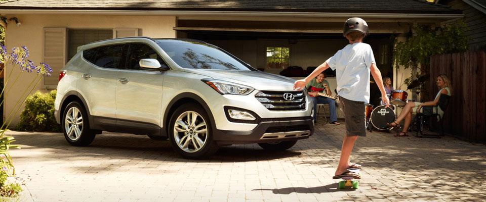 2015 Hyundai Santa Fe Sport For Sale in Downey