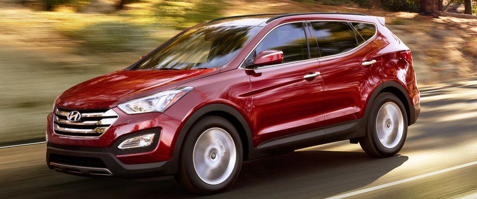 2016 Hyundai Santa Fe Sport For Sale in Downey