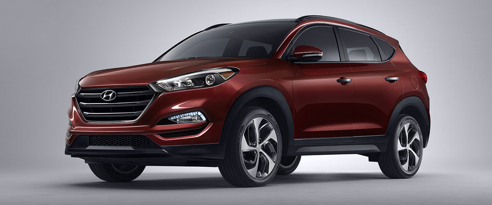 2016 Hyundai Tucson For Sale in Downey