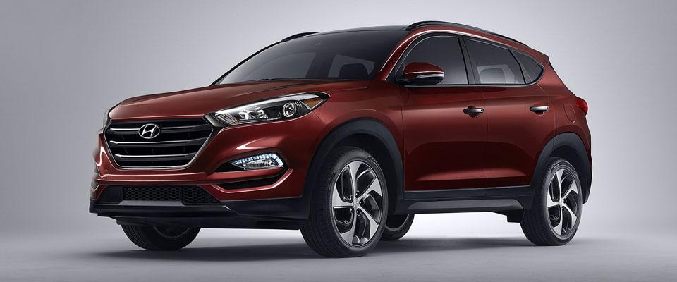 2016 Hyundai Tucson For Sale in Golden