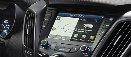 All-new Navigation With Advanced Features