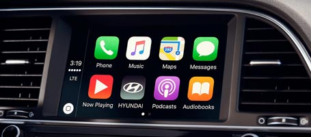Apple CarPlay™ Support