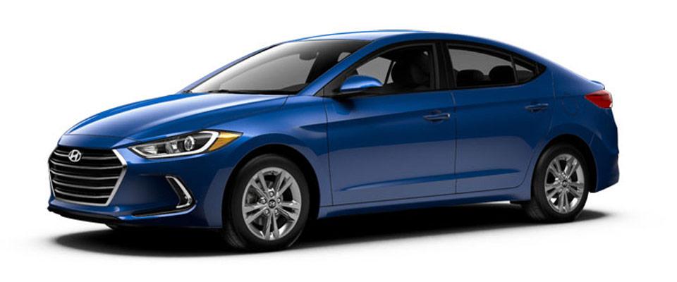 2017 Hyundai Elantra For Sale in Downey