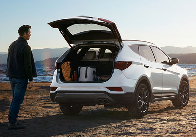 Hands-free Smart Liftgate With Auto Open