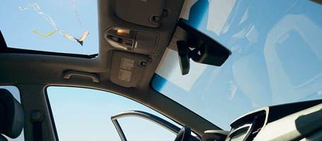 The sunroof that opens you up to more