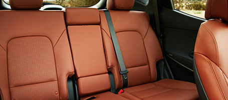 First In Second-row Comfort