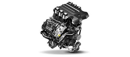 270-hp V6 engine