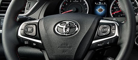 Steering wheel-mounted controls