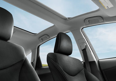 Panoramic View Moonroof