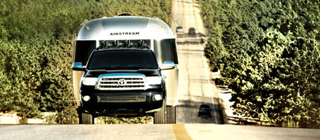 Tow up to 7,400 lbs.