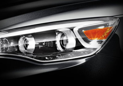 Projection Headlights