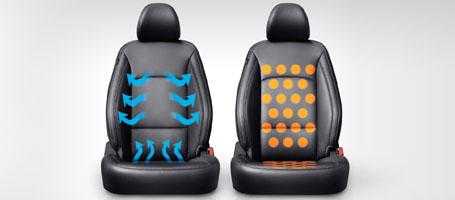 Ventilated Seats