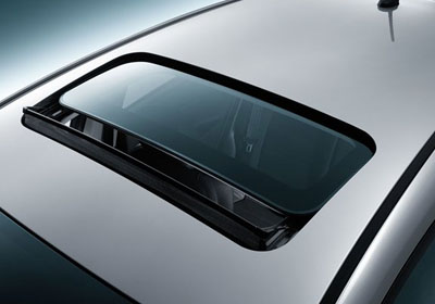 Available Power Sunroof