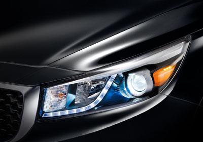 Projector Beam Headlights