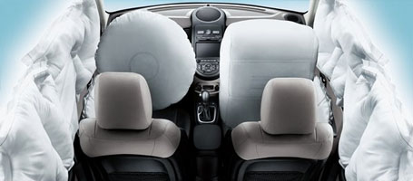 Full-Length Side Curtain Airbags