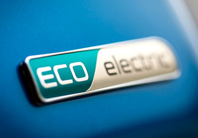 Eco Electric Badge
