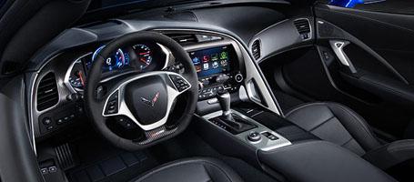 Corvette Tech