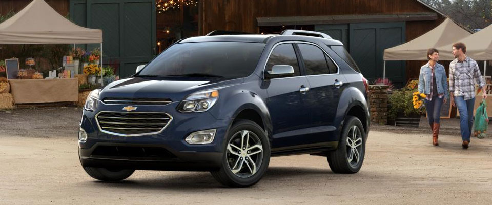 2017 Chevy Equinox Overview Image