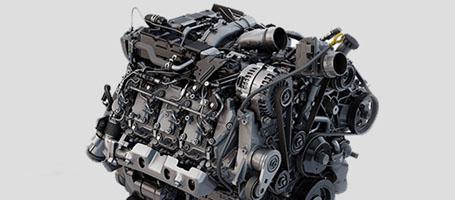 Duramax 6.6L Turbo-Diesel V8