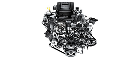 Available Duramax<sup>&reg;</sup> Diesel Engine and Allison<sup>&reg;</sup> Transmission