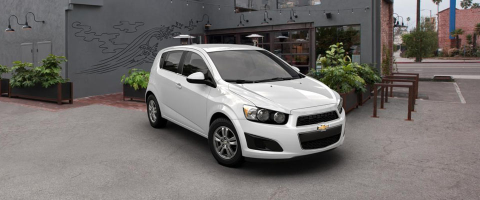 2017 Chevy Sonic appearance image