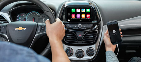 Introducing Apple CarPlay<sup>TM</sup> and Android Auto<sup>TM</sup> Compatibility