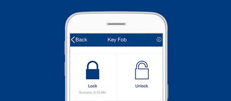 OnStar RemoteLink<sup>&reg;</sup> Mobile App