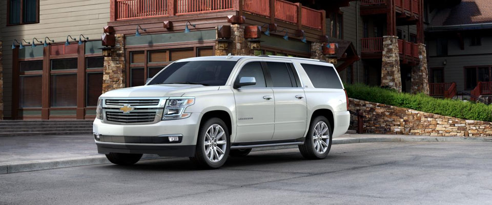 2017 Chevy Suburban Appearance Image