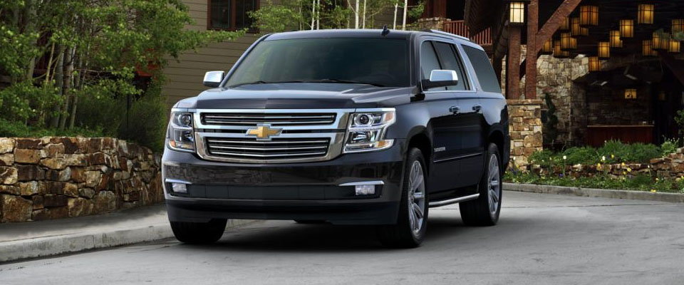 2017 Chevy Suburban Overview Image