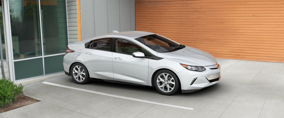 2017 Chevy Volt Appearance Image