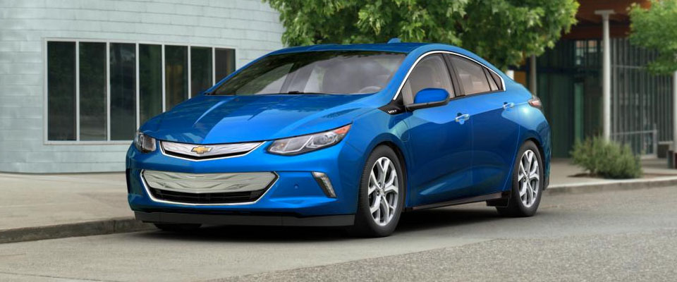 2017 Chevy Volt Overview Image