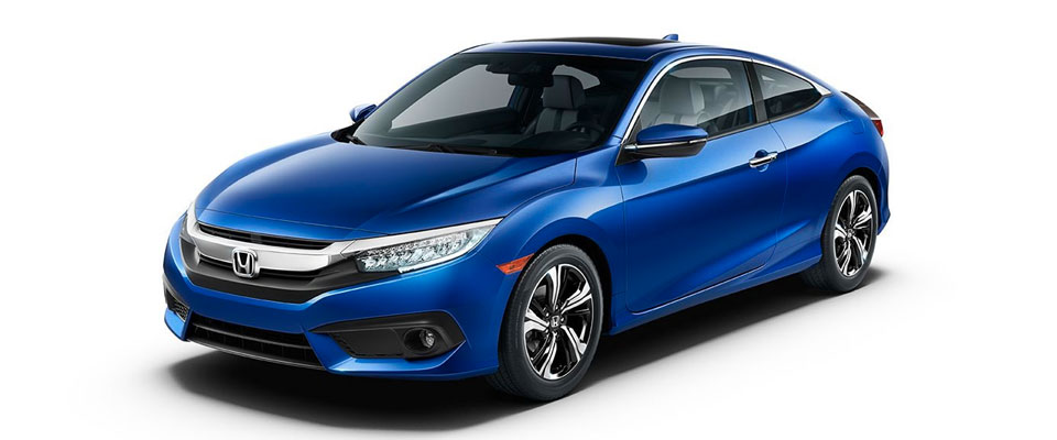 2016 Honda Civic Coupe For Sale in East Wenatchee