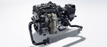 New Turbocharged Engine