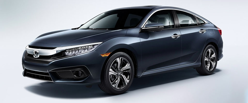 2016 Honda Civic For Sale in Huntington