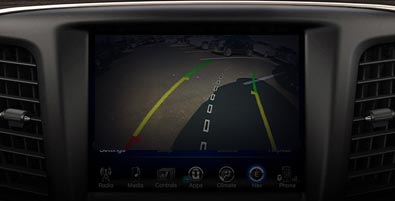 PARKVIEW® REAR BACK UP CAMERA WITH DYNAMIC GRIDLINES