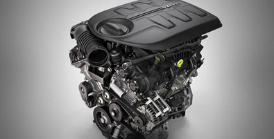 THE RIGHT ENGINE IS EVERYTHING