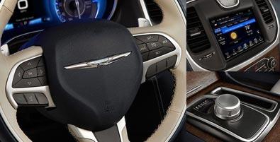 Multifunction Steering Whell
