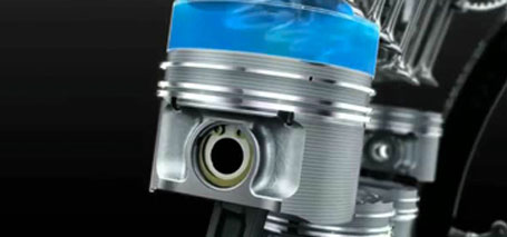 Direct Injection Gasoline (DIG) Turbo Engine