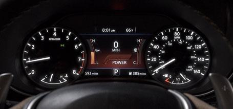 Nissan Advanced Drive Assist® Display