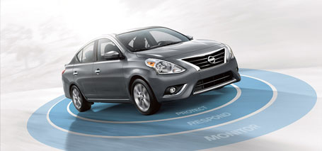 Nissan Advanced Air Bag System (AABS)