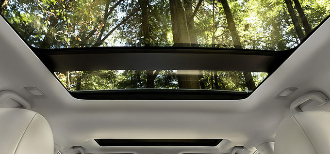 Dual Panorama Moonroof