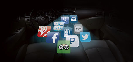 Nissan Connect Mobile Apps