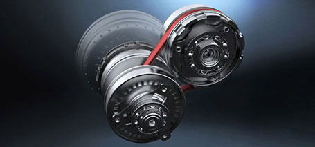 Xtronic CVT Transmission